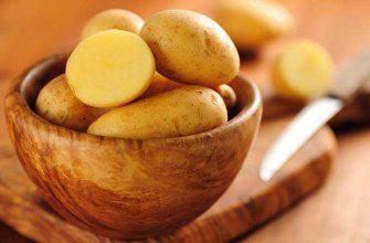 картофельная диета