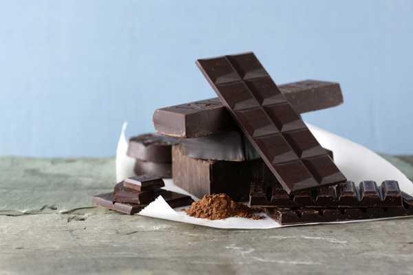 Похудеть поможет шоколад